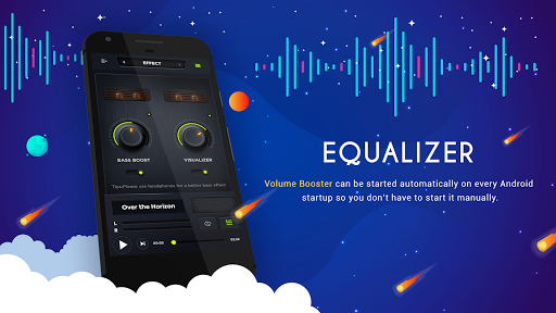 Equalizer - Volume Booster Player & Sound Effects 1.3 screenshots 2