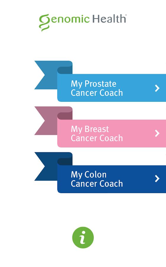 My Cancer Coach- screenshot