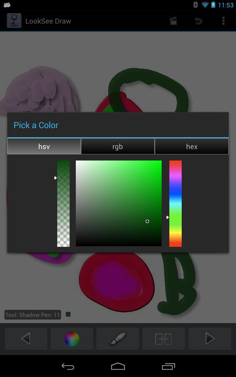 Скриншот LookSee Draw