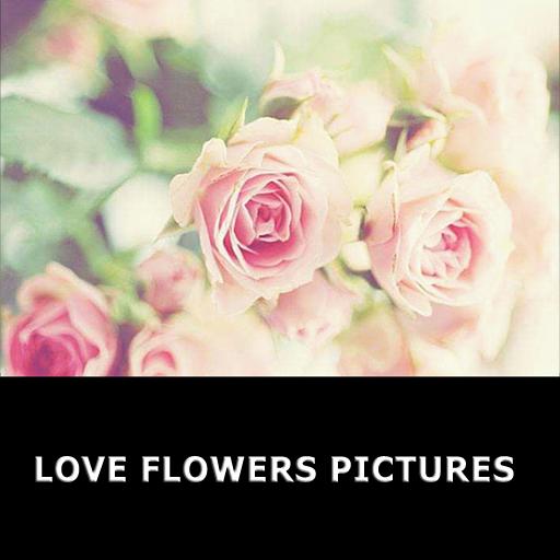 r tic love flowers aplikasi di google play