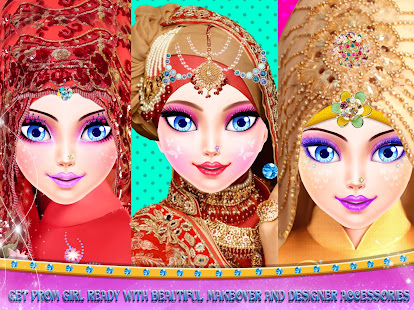 Game Hijab Fashion Doll Makeover And Hand Art APK for Windows Phone