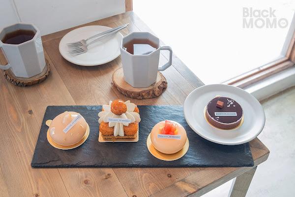 台北│某某甜點 Quelques Pâtisseries‧糅合個性的浪漫甜點(信義安和站)
