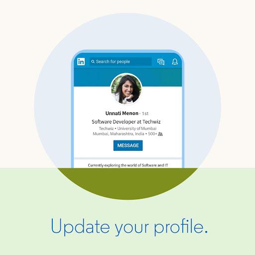 LinkedIn Lite: Easy Job Search, Jobs & Networking 2.5.3 screenshots 2