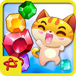 Greedy Cat: Puzzle Adventures Icon