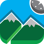 Altitude Measurement App Icon