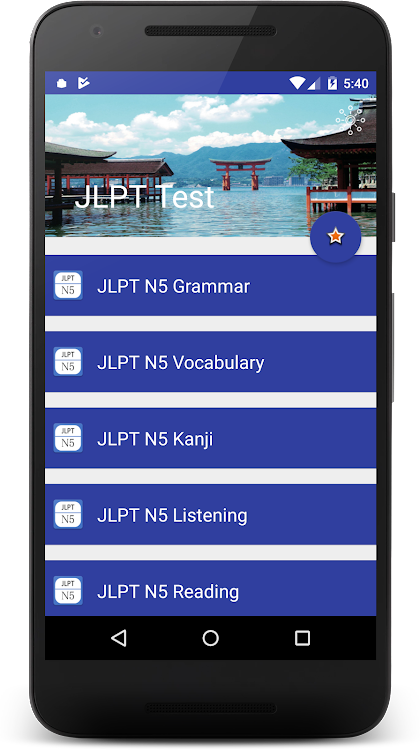 JLPT Test Pro (Japanese Test Pro) – (Android Apps) — AppAgg