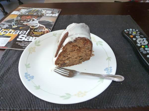 Brown Sugar Apple Cake Recipe