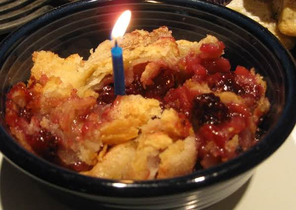 Mama's Southern Blackberry (or Any Fruit) Cobbler Recipe