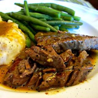 Southern Slow Steaks.