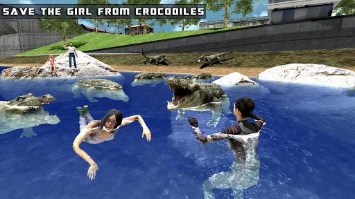 Flying Girl Rope Hero Spider Swing Game 1.3 screenshots 3