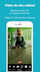 Haga su viejo teléfono como cámara de seguridad HD 1