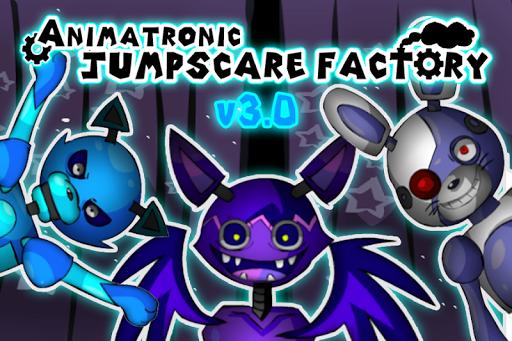Animatronic Jumpscare Factory