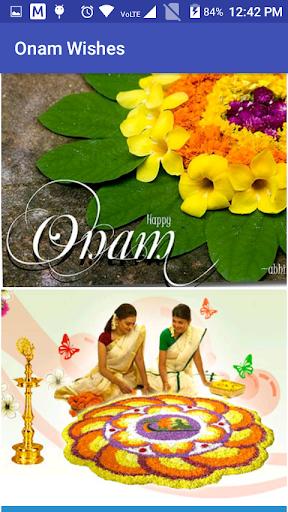 Onam Wishes / Onam Greetings 1.0 screenshots 12