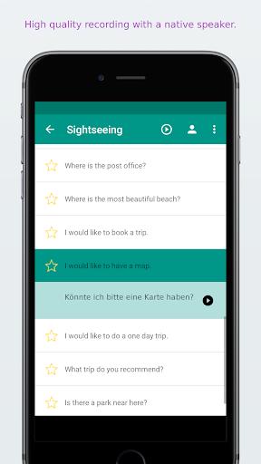 simply learn german screenshot 2