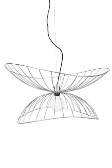 Globen Lighting Ray Taklampa Krom 70 cm - lavanille.com