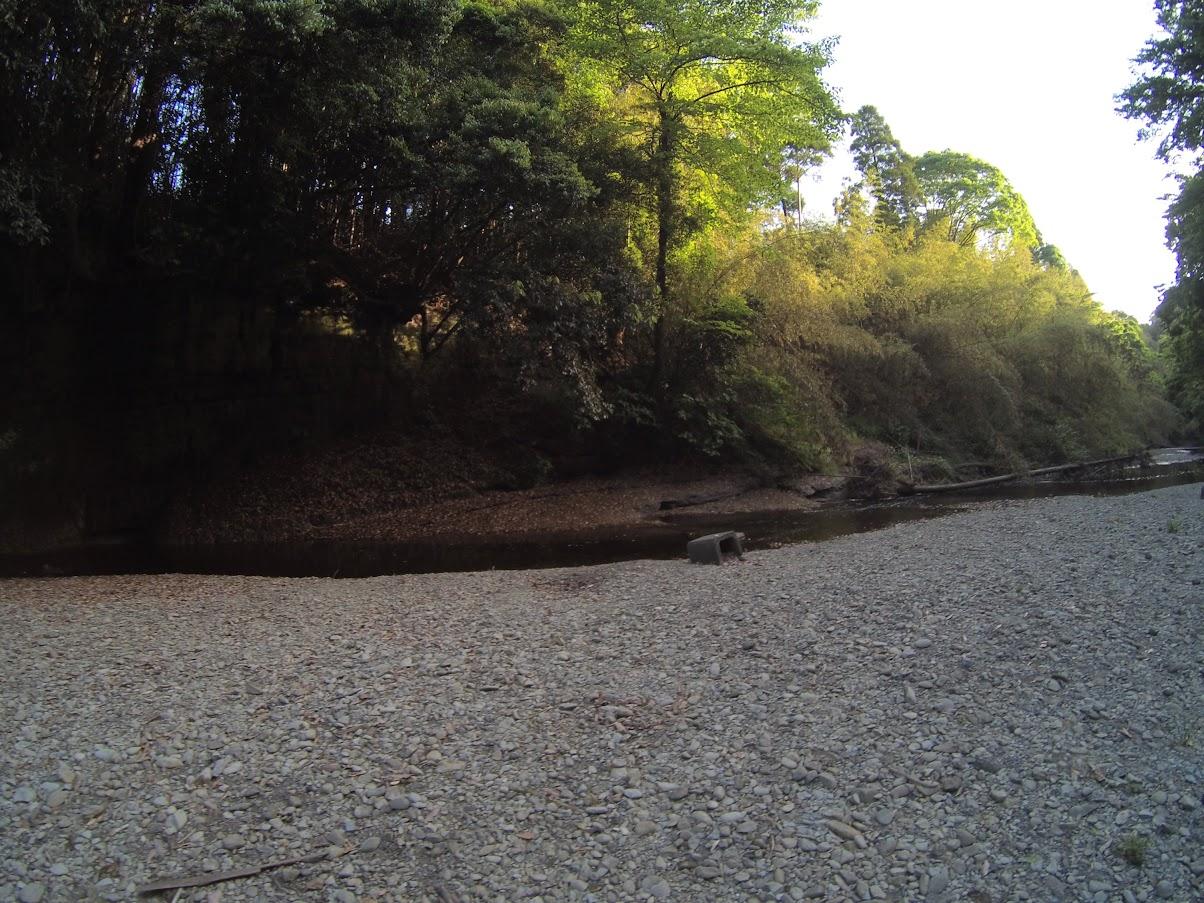 リバーサイド 川