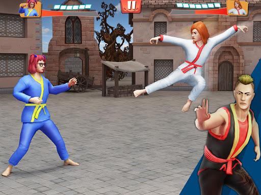 Tag Team Karate Fighting Tiger: World Kung Fu King screenshots 8
