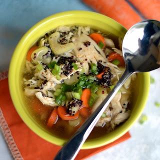 Chicken Quinoa Soup Recipes.