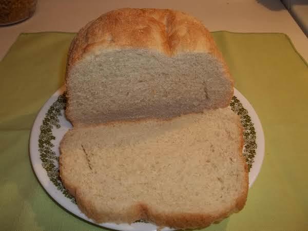 Hawaiian Sweet Bread In Machine (sallye)