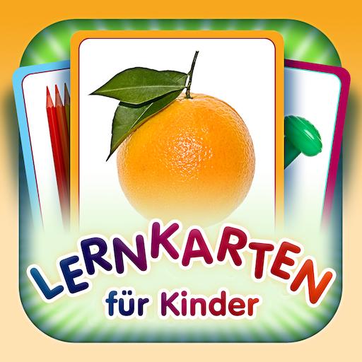 儿童德语抽认卡 – 幼儿看图说话认字启蒙教育 教育 App LOGO-APP試玩