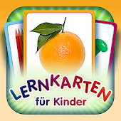 Flashcards for Kids in German