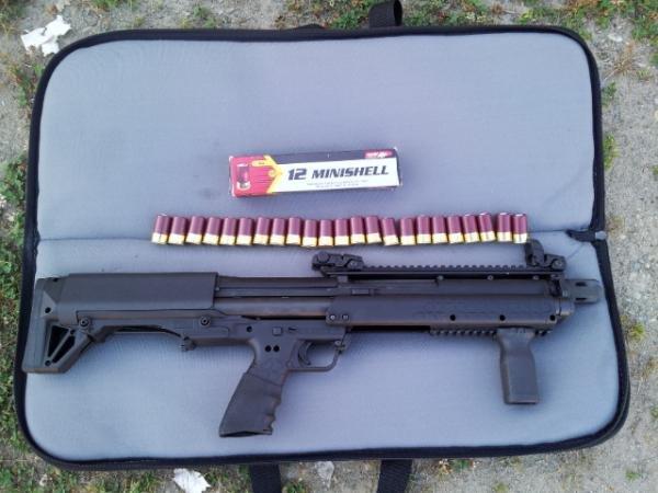 KSG High Capacity Shotgun
