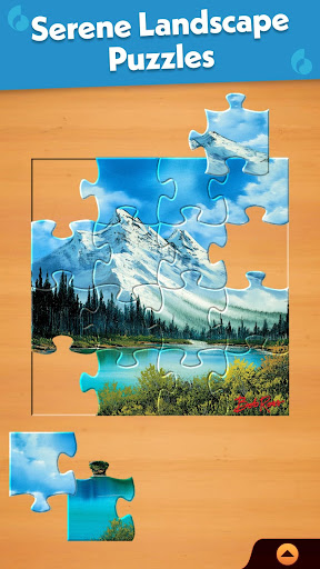 Jigsaw Puzzle: Create Pictures with Wood Pieces screenshot 6