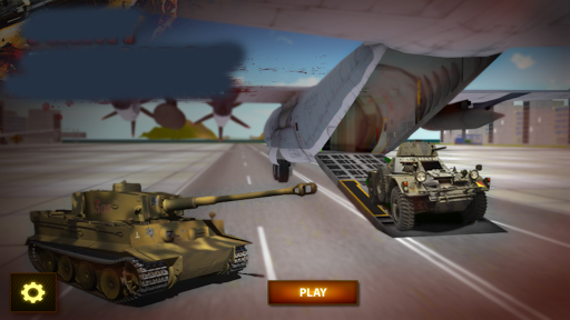 All New Army Tank Challenge for PC