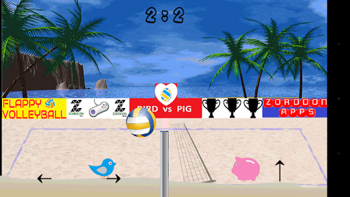Flappy Volleyball