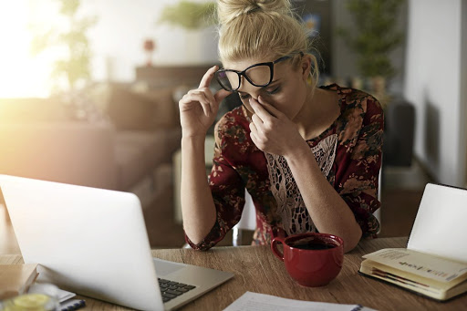 No one can focus on work if they are stressed about unpaid bills. Picture: ISTOCK