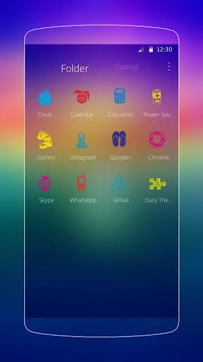Love Swan Colorful Lake Screenshot