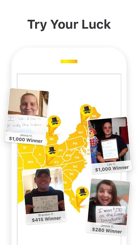 Lucky Day - Win Real Money screenshots