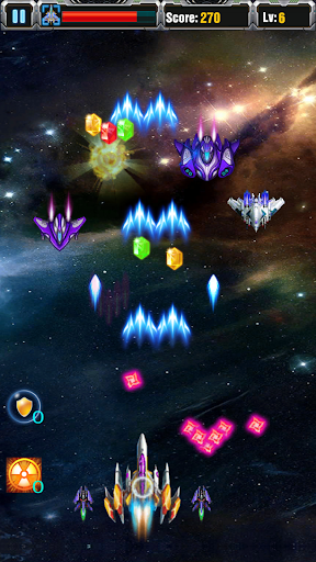 Galaxy Shooter Space Shooting 1.5 screenshots 2