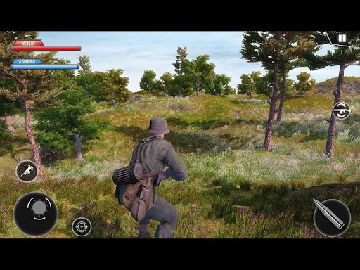 WW2 US Army Commando Survival Battlegrounds 1.6 screenshots 9