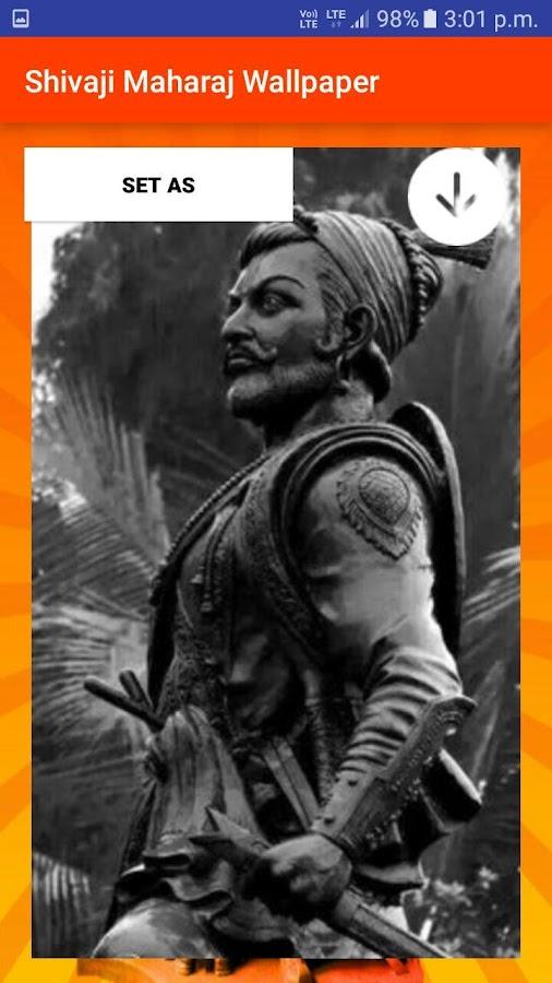 Shivaji Maharaj Wallpaper - Android Apps on Google Play