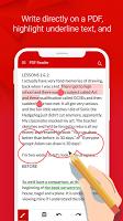 screenshot of PDF Reader - PDF Viewer 2019