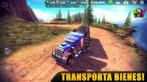 Off The Road - OTR Open World Driving apk mod capturas de pantalla 1