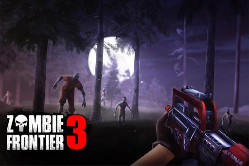 Zombie Frontier 3: Jeu de Tir  captures d'écran 1