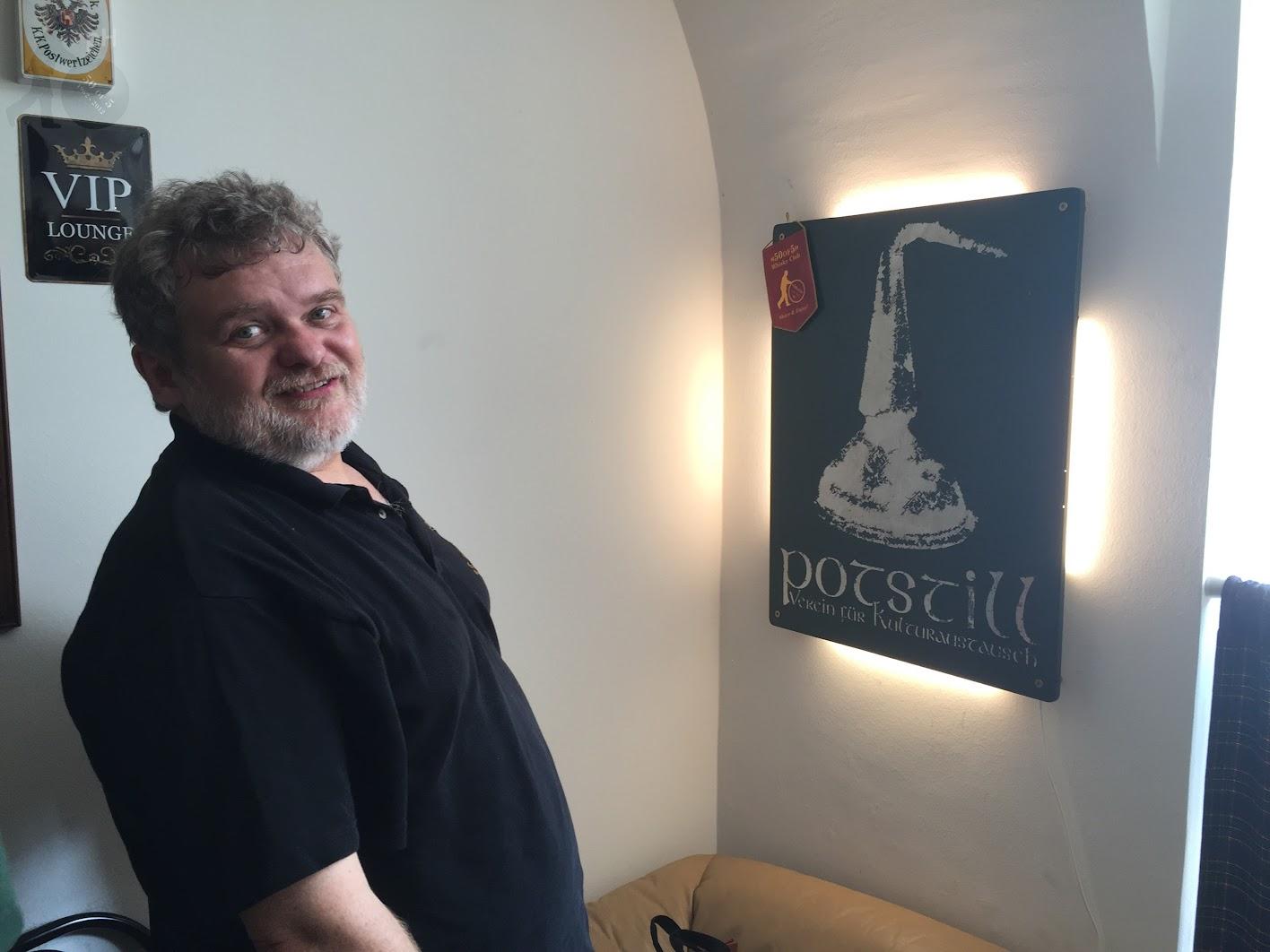 Potstill Wien - Andreas