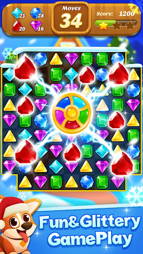 Download Jewel Crush 2019 MOD APK 1