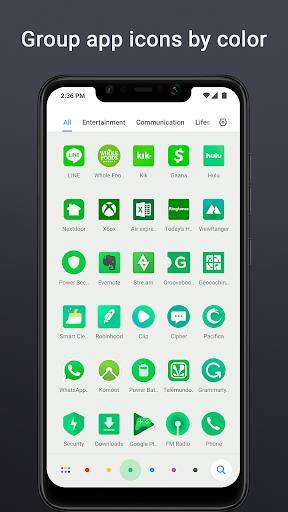 POCO Launcher 2.6.0.5 screenshots 3