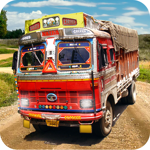 Indian Real Truck Drive Sim (game)