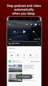 Video Sleep Timer and Podcast 1.0.4 (SAP) (Pro)
