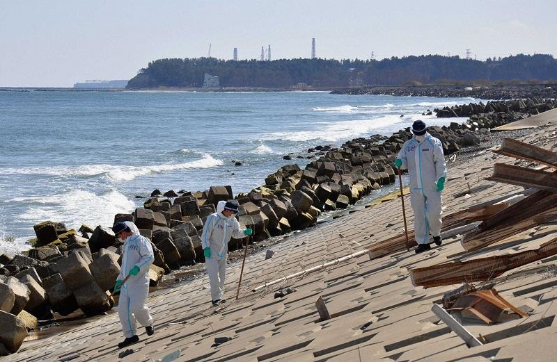Japan wonder wat 'n mens met 'n miljoen ton radioaktiewe water moet doen