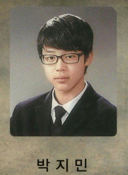 Jimin BTS remaja