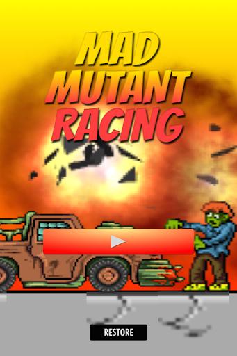 Mad Mutant Racing - Max Speed
