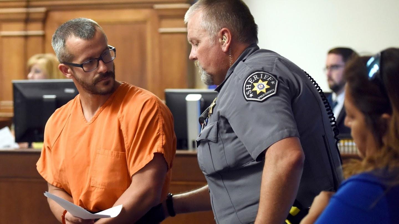 Watch Colorado Family Murders: Chris Watts Sentencing live