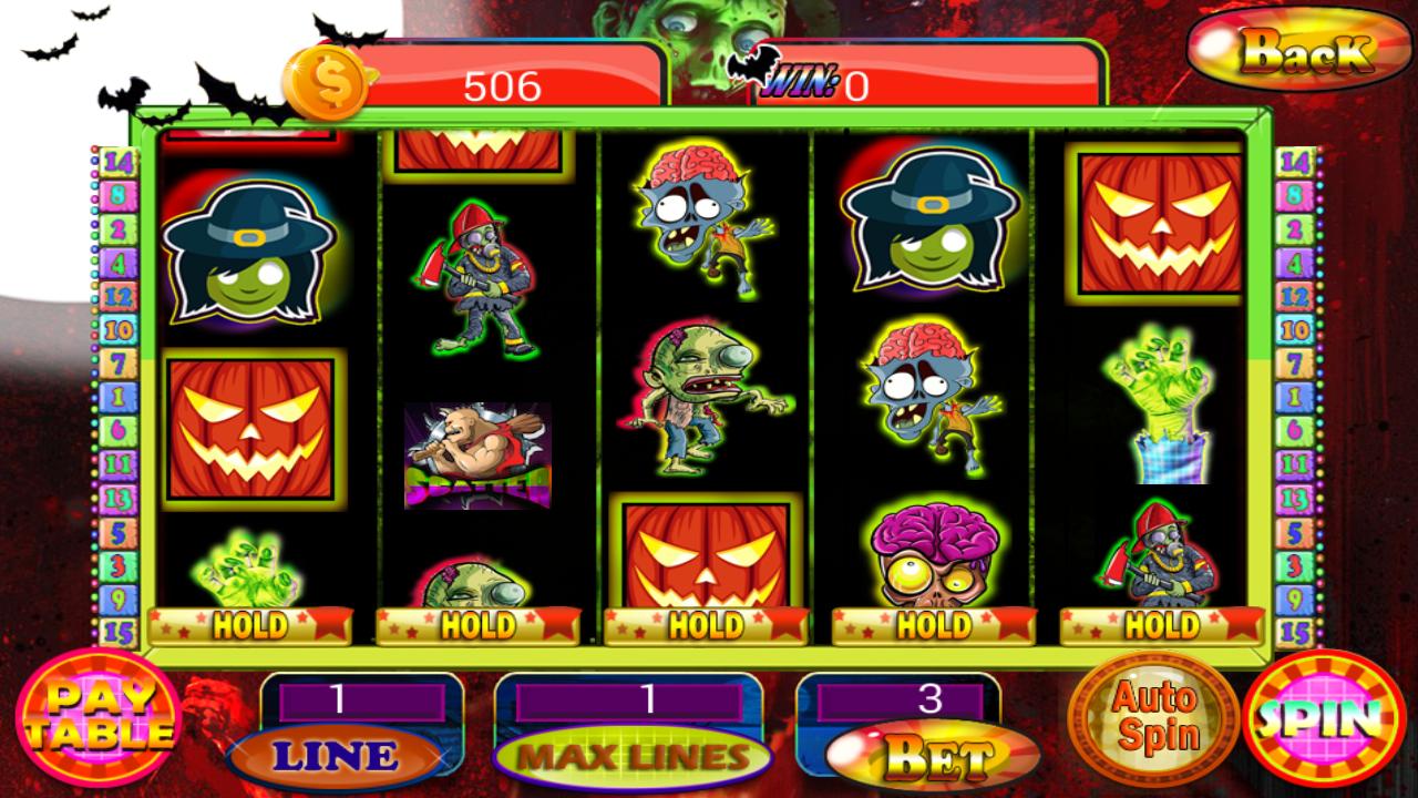 Weird slots