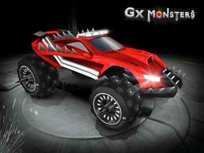 GX Monsters Screenshot