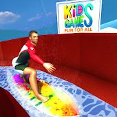 Tải Game công viên nước vội vã trượt nước điên
